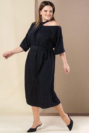 Платье Deesses 1013 черный фото