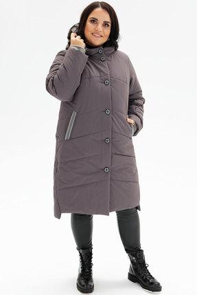 Пальто Bugalux 913 серый