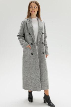 Пальто Bugalux 938а серый