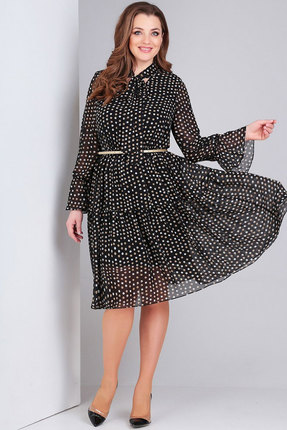 Платье Милора-Стиль 772 черный фото