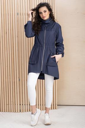 Куртка ЮРС 20-897-4 темно-синий