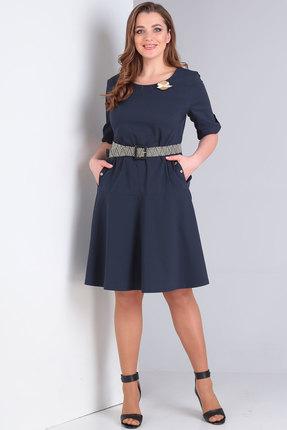 Платье Danaida 1822 синий