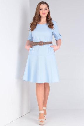 Платье Danaida 1822 голубой фото