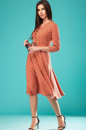 Платье Nadin-N 1774 терракот
