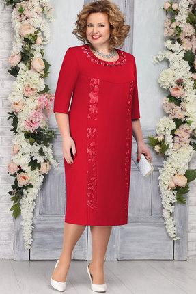 Платье Ninele 2246 красный фото