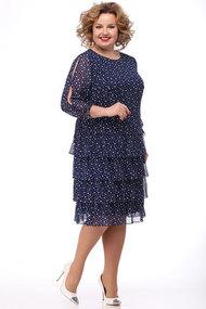 Платье KetisBel 1503 синий