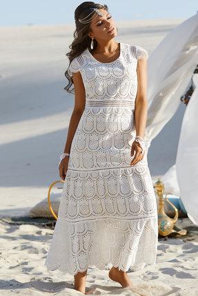 Платье Vittoria Queen 10073 белый фото