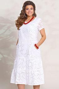 Платье Vittoria Queen 11033 белый