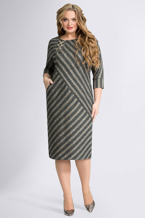 Платье Avanti Erika 886-6 серый