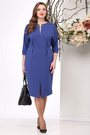 Платье Michel Chic 984 синий фото