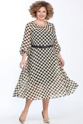 Платье Matini 11388 серые тона