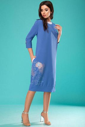 Платье Nadin-N 1729.2 джинс