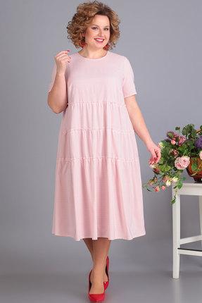 Платье Algranda 3477 розовый