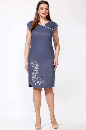 Платье LaKona 1277 джинсовый
