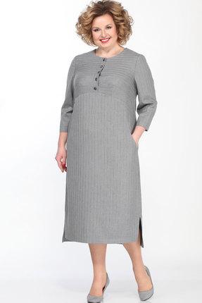 Платье Bonna Image 483 серый фото