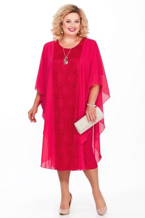 Платье Pretty 499 Розовые тона
