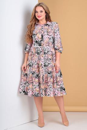 Платье Moda-Versal 2150 розовый