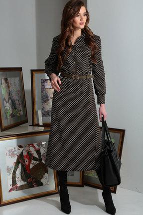 Платье Axxa 55133 черный фото
