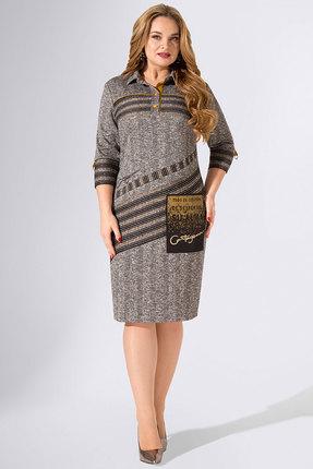 Платье Avanti Erika 950 серые тона