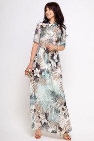 Платье SWALLOW 253 мультиколор