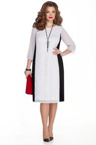 Платье TEZA 324 молочный