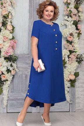 Платье Ninele 5773 василёк фото