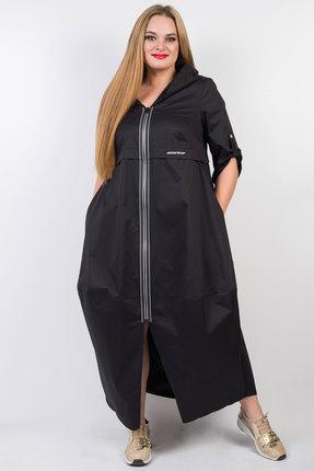 Платье TricoTex Style 07-20 черный фото