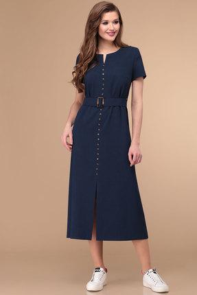 Платье Линия-Л Б-1797 синий