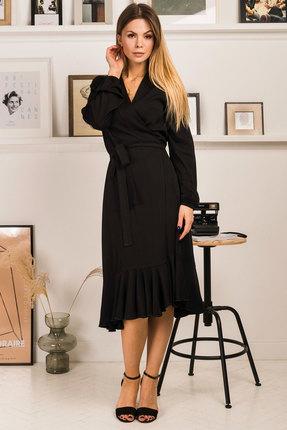 Платье Mirolia 759 черный