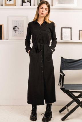 Платье Mirolia 755 черный