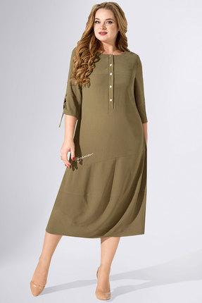 Платье Avanti Erika 951 болотный фото