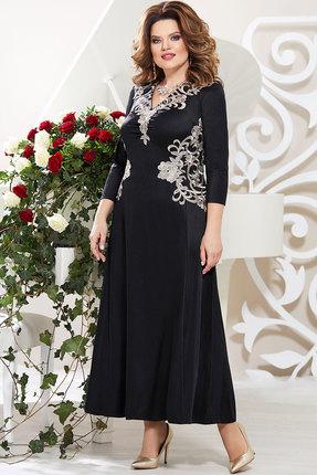 Платье Mira Fashion 4772 чёрный