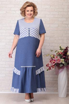 Платье Aira Style 750 синий