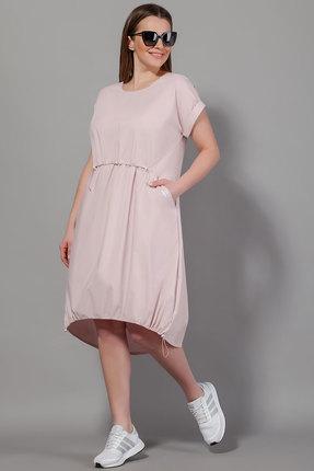 Платье Сч@стье 7057 розовый фото