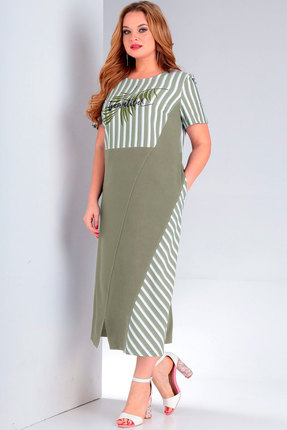 Платье Jurimex 2225-2 олива