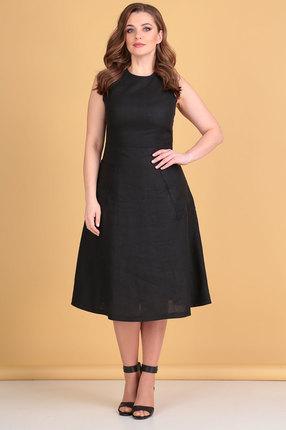Платье Flovia 4008 черный фото