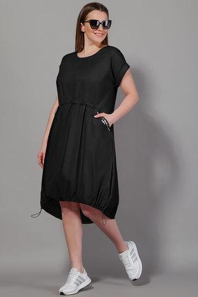Платье Сч@стье 7057-1 черный