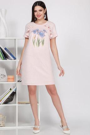 Платье Ivelta plus 1690 розовый