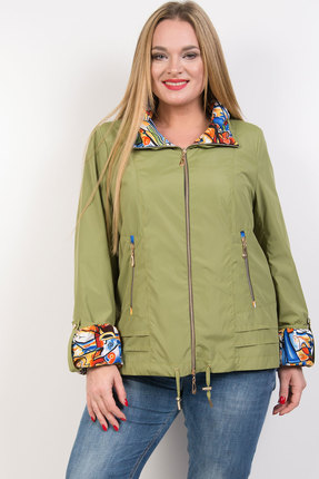 Куртка TricoTex Style 1547 олива фото
