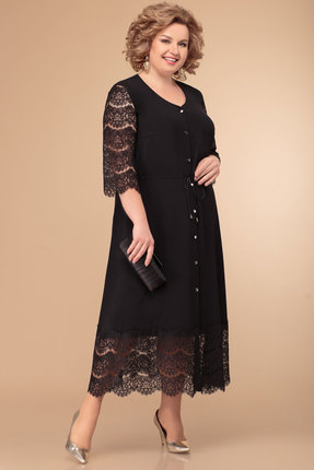 Платье Svetlana Style 1383 черный
