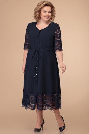 Платье Svetlana Style 1383 чернильный