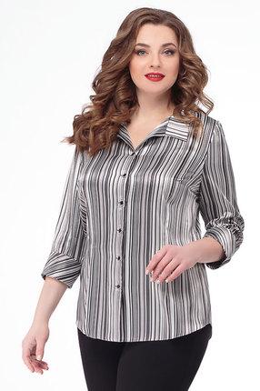Рубашка БелЭкспози 1225 серый