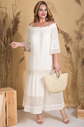Платье Лилиана 819 шампань
