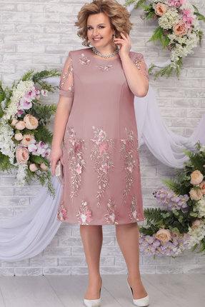 Платье Ninele 7281 кремовый