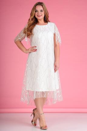 Платье Anastasia Mak 509 молочный