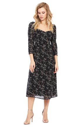 Платье PIRS 926 черный