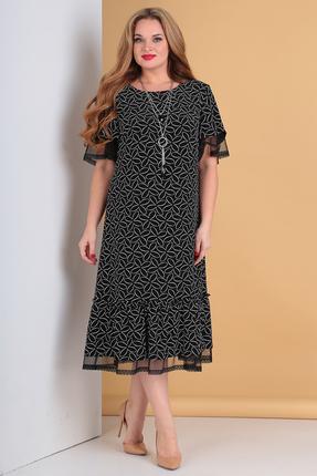 Платье Moda-Versal 2172 черный