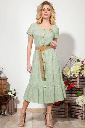 Платье DilanaVIP 1538 мятный