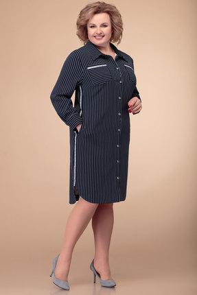 Платье Svetlana Style 1407 чернильный