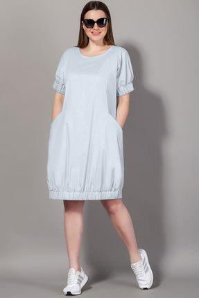 Платье Сч@стье 7062-5 голубой